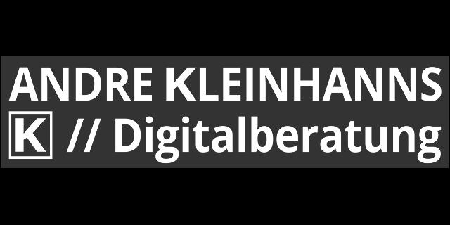 Andre Kleinhanns Digitalberatung